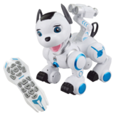 LE NENG K10 Intelligent Infrared Remote Control Touch Induction Walking Singing Dancing Robot Dog