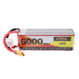 ZOP Power 14.8V 6000mAh 65C 4S Lipo Batteria XT60 Spina per RC Drone