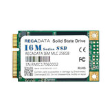 Recadata mSata III MLC Flash 64 128 256 Go interne disques SSD