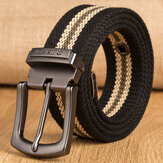 JINWEI ZK15 140cm 3,8cm Cutable Adjustable Tactical Belt Durable Canvas Casual Belt