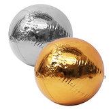 Balõesinfláveisdassalasdosclubes das feiras dos eventos das bolas do espelho do PVC do cromo da prata do ouro