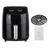 Monda 220V 1500W 3.5L Electric Air Fryer Oil Free Kitchen Oven Healthy Cooker Airfryer with Removable Basket
