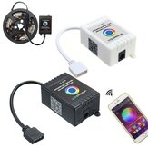 Wireless bluetooth Music Smartphone APP Remote Controller For 5050 RGB LED Strip DC12-24V