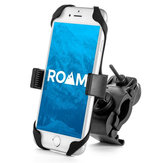 Universal Adjustable Motorcycle Holder Sepeda Setang Bracket Phone Mount untuk iPhone Samsung Xiaomi
