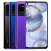 OUKITEL C21 Global Version 6,4 tommer FHD + hulstansdisplay 4000mAh Android 10 20MP frontkamera 4 GB 64GB Helio P60 4G smartphone