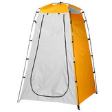 Privacy Shower Toilet Camping Tent Anti-UV Waterproof Photography Tent Sunshade Canopy Outdoor Travel Beach