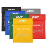 URUAV Waterproof Explosion Proof Colorful Lipo-batterijveiligheidstas 30X23cm