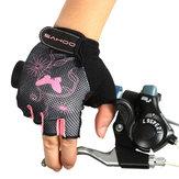 Саху женская половина Finger Велоспорт велосипед перчатки велосипед перчатки варежки