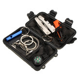 6 in 1 Emergency Survival Equipment Kit Outdoor Sports Tactical Hiking Camping Tools Kit