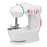 Household Electric Sewing Machine Mini Portable Speed Adjustable Sewing Machine