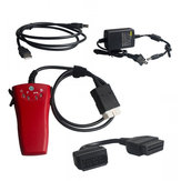 2 in 1 Car Diagnostic Tool For Renault CAN Clip V172 Consult 3 III Nissan Scanner Auto Self Repair