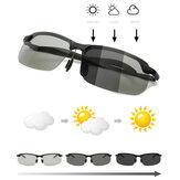 Sunglasses Day and Night Dual Use Color-changing Glasses Night Vision Driving Fishing Glasses