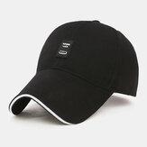 男性Plusつばの長い日焼け止め夏UV保護通気性メッシュ帽子太陽帽子野球帽