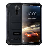 DOOGEE S40 5.5 Pollici IP68 IP69K impermeabile NFC Android 9.0 4650 mAh 3 GB RAM 32GB ROM MT6739 Quad Core 4G Smartphone