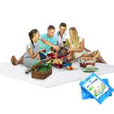 IPRee ™ Disposable Picknick Matten Vochtbewust Waterproof Anti-Oil Dik Beach Grass Camping Tent Pad