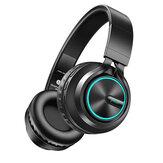 سماعات بلوتوث سماعات رأس لاسلكية قابلة للطي سماعة ستيريو سوبر باس ستيريو HIFI V4.2 سماعات فوق الأذن