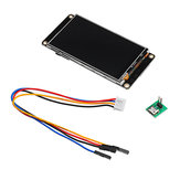Nextion Enhanced NX4024K032 3,2-calowy HMI Inteligentny inteligentny moduł USART UART Serial Touch TFT Moduł ekranu LCD