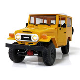 WPL C34KM 1/16 Metal Edition Kit 4WD 2.4G Paletli Off Road RC Araba 2CH Araç Modelleri Far ile
