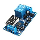 Externer Trigger-Verzögerungsschalter 12V Relay Module Time Adjustable