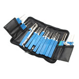 DANIU Practical 34 in 1 Multi-Function Lockpick Set Ontgrendelen Tool Lock Pick Tools
