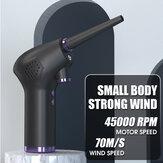 Plumero de aire inalámbrico recargable para computadora y PC Hogar Coche Limpiador de limpieza herramientas