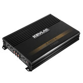 K2900 4 Channel 1700W Car Audio Power Amplifier Slim Subwoofer AMP DC 12V