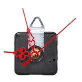 12mm Quartz Silencioso Relógio Módulo Mecanismo de Movimento DIY Hora Minuto Segundo Sem Bateria