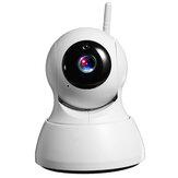 1080P HD Câmera IP sem fio Wifi IR Webcam de segurança Monitor de bebê Câmera Inclinação de pan