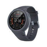 Original Amazfit Verge Lite GPS + GLONASS 20 dages standby AMOLED farveskærm Smart Watch