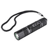 SEEKNITE A01 SST20 350LM Compact AA EDC Flashlight T2 Tactical Flashlight Memory Function Mini LED Torch