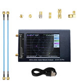 LZ3G S-A-A V2 Pro Vector Network Analyzer 3.2 Inch Digital Nano VNA Tester MF HF VHF UHF USB Logic Antenna Analyzer Standing Wave