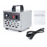 110V مولد الأوزون 10000mg / ساعة آلة تطهير الأوزون لتنقية الهواء
