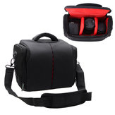 Universal Portable Waterproof DSLR Camera Shoulder Bolsa Caso Nylon para Nikon para Canon para Sony