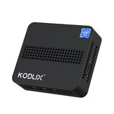 KODLIX GD41 Intel Celeron N4100 8G DDR4 128G SSD Quad Core 1,1 GHz à 2,4 GHz Intel UHD Graphics 600 DP HDMI Type-c
