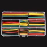 180pcs 2 livre de halogênio : kit fio envoltório cabo de fio psiquiatra tubulação sleeving 1 de calor