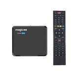 MAGICSEE C500 PRO S2X + T2 Amlogic S905X3 2 + 16 GB 5GHz WiFi BT4.2 Android 9.0 4K Smart TV Scatola DVB-T2 TV satellitare DVB-S2X / S2 ricevitore