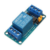 10pcs 1 Channel 5v Relay Module High And Low Level Trigger BESTEP for Arduino - products that work with official Arduino boards