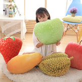 Honana WX-558 New 3D Simulation Fruit Pillow Cuscino decorativo Cuscino per il tiro con decorazioni interne per la casa Divano Emulational Toys