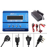 iMAX B6 Mini 80W 5A DC Battery Balance Charger XT60 Plug with Power Supply