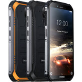 DOOGEE S40 5,5 pollici IP68 IP69K Impermeabile NFC Android 9,0 4650 mAh 3 GB 32GB MT6739 4G Smartphone