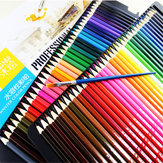 72 Crayons de couleur Dessin d'art Crayons de cœurs souples Plomb Water soluble Color Pen Set