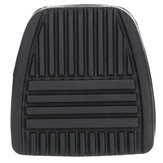 Black Brake Clutch Car Pedal Pad Rubber Cover Trans Vehicles For Toyota 31321-14020