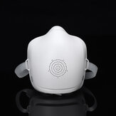 Electric Smart N95 Haze Mask Anti-Fog Anti-Baacterial PM2.5 Resusable 3 Filter