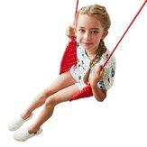 Baby Weven Swing Net Chair Hang Hangmat Stoel Indoor Outdoor Kids Swing Outdoor Indoor Max Load 200kg
