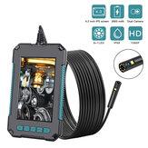 8mm Micro USB Câmera de inspeção de boroscópio tela digital HD 1080P Câmera dupla com suporte para boroscópio cartão TF Soft Fio para iPhone 12 12Pro