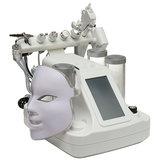 8 in 1 RF Skin Rejuvenation Cleansing Acne Treatment Machine