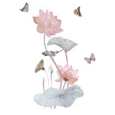 3D Flower Wall Sticker Removable Waterproof PVC Wall Background Decorative Paper Wallpaper Home Office DIY Decoration