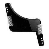 Men Beard Style Comb Appearance Moustache Moulding Haird
