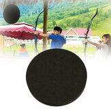 2 pièces 19 cm EVA tir à l'arc cible haute densité mousse tir pratique cible entraînement sportif