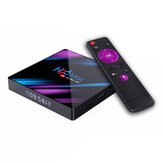 H96 MAX RK3318 4 Go RAM 64GB ROM 5G WIFI bluetooth 4.0 Android 10.0 4K VP9 H.265 TV Box Support Youtube 4K
